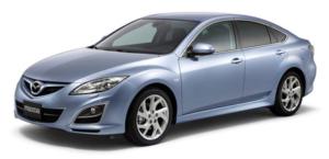 Шумоизоляция Mazda 6 (Мазда 6)