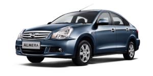 Шумоизоляция Nissan Almera 3 G15 (Ниссан Альмера 3)