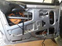 Шумоизоляция дверей LADA (ВАЗ) 2114