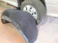 Шумоизоляция колесных арок и подкрылок (локеров) LADA (ВАЗ) 2114