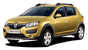 Шумоизоляция Renault Sandero Stepway (Рено Сандеро Степвей)