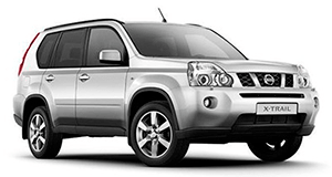 Шумоизоляция Nissan X-Trail T31 (Ниссан Икс Трейл Т31)