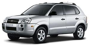 Шумоизоляция Hyundai Tucson 1 (Хендай Туксон 1)