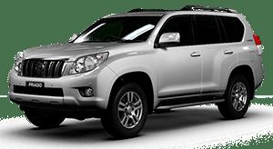 Шумоизоляция Land Cruiser Prado 150 Дорестайлинг