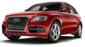 Шумоизоляция Audi Q5 (Ауди КУ5)