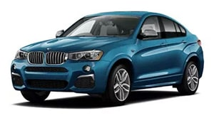 Шумоизоляция BMW X4 F26