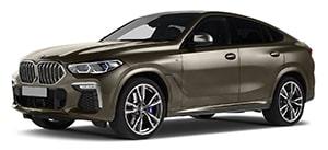 Шумоизоляция BMW X6 F16