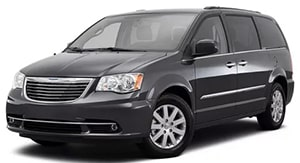 шумоизоляция chrysler town & country v