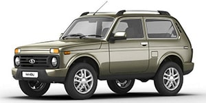 Шумоизоляция Нива (Lada 4x4 Urban)