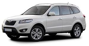 Шумоизоляция Hyundai Santa Fe II (Санта Фе 2)