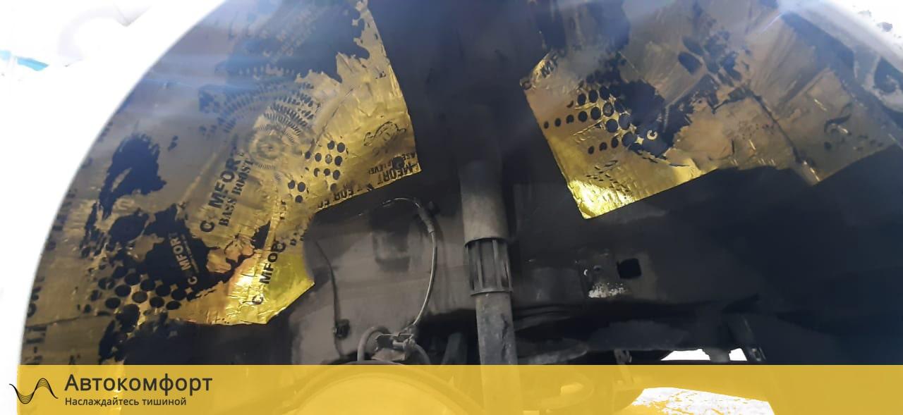 Шумоизоляция Seat Leon 3 MK3 (Сеат Леон МК3)