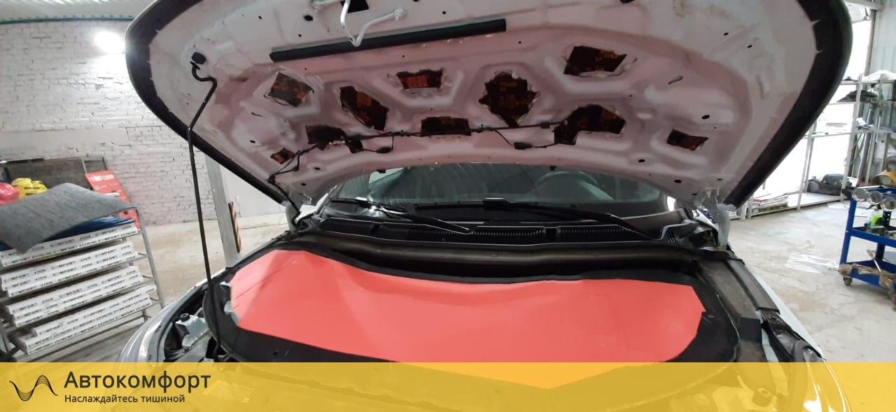 Шумоизоляция капота Ford Explorer 5 | Форд Эксплорер V