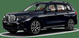 Шумоизоляция BMW X7 G07