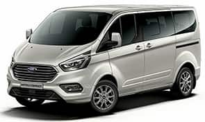 Шумоизоляция Ford Tourneo Custom