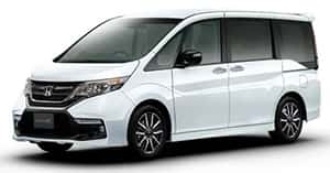 Шумоизоляция Honda Stepwgn