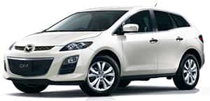 Шумоизоляция Mazda CX7