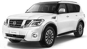 Шумоизоляция Nissan Patrol Y62