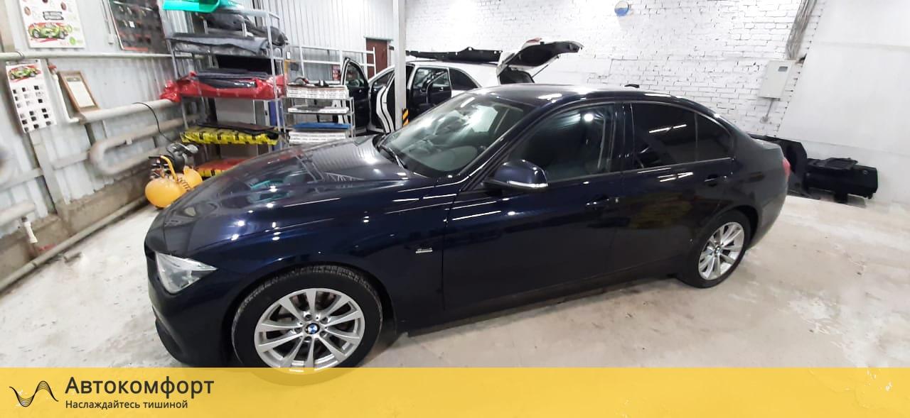 Шумоизоляция BMW 3 F30 | F34 GT Gran Tourismo (БМВ Ф30 | 34 ГТ)