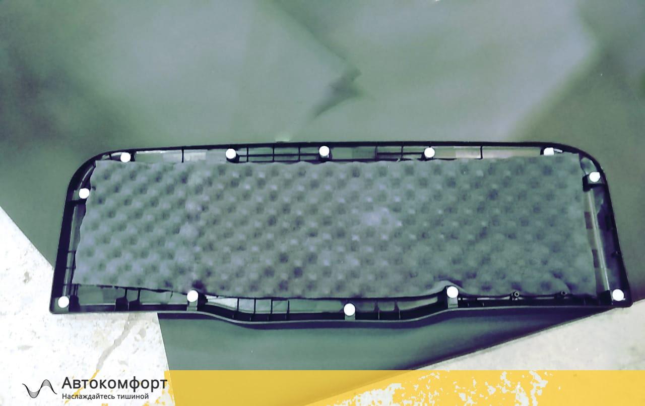Шумоизоляция багажника Suzuki Jimny 4 | Сузуки Джимни IV