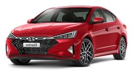 Шумоизоляция Hyundai Elantra 6 AD Рестайлинг