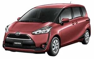 Шумоизоляция Toyota Sienta 2