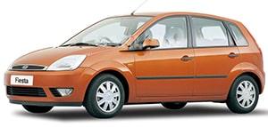 Шумоизоляция Ford Fiesta MK5